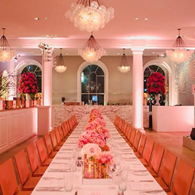 A sophisticated Soiree
